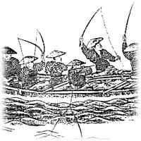 江戸時代の釣り